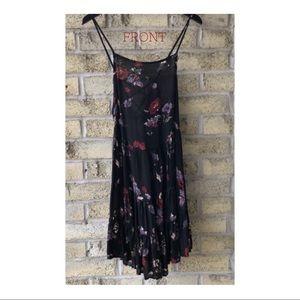 Free People Dresses - 🦋Free People • Circle of Flowers Slip Dress